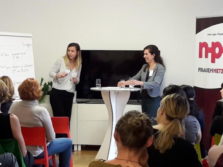 Was können Frauen voneinander lernen? Ein Vortrag mit Laura Leyser I Follow Up