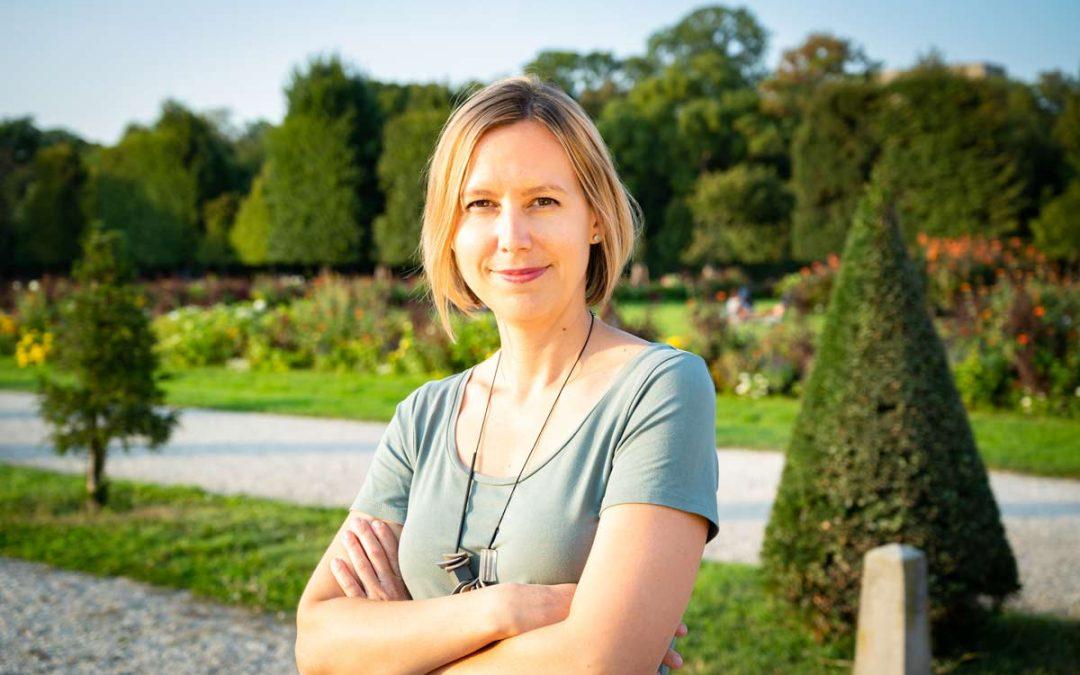 Portrait von Angelika Maier