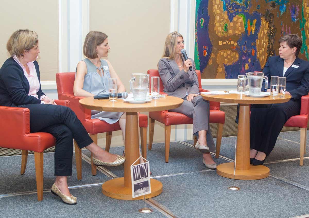 Veranstaltung Podium NPO Frauen