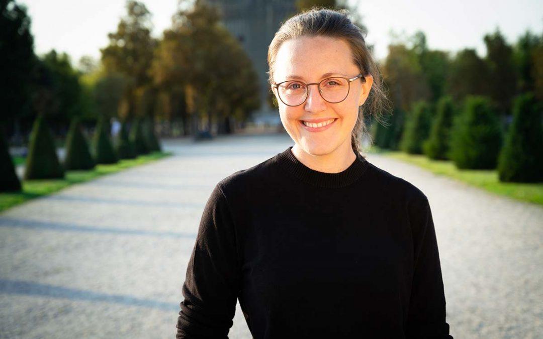 Portrait von Laetitia Sengseis