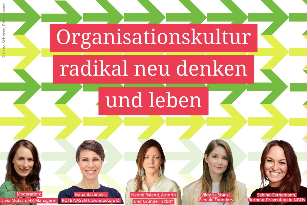Organisationskultur radikal neu denken