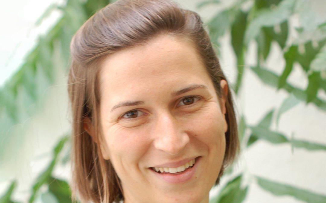 Portrait von Sarah Pallauf