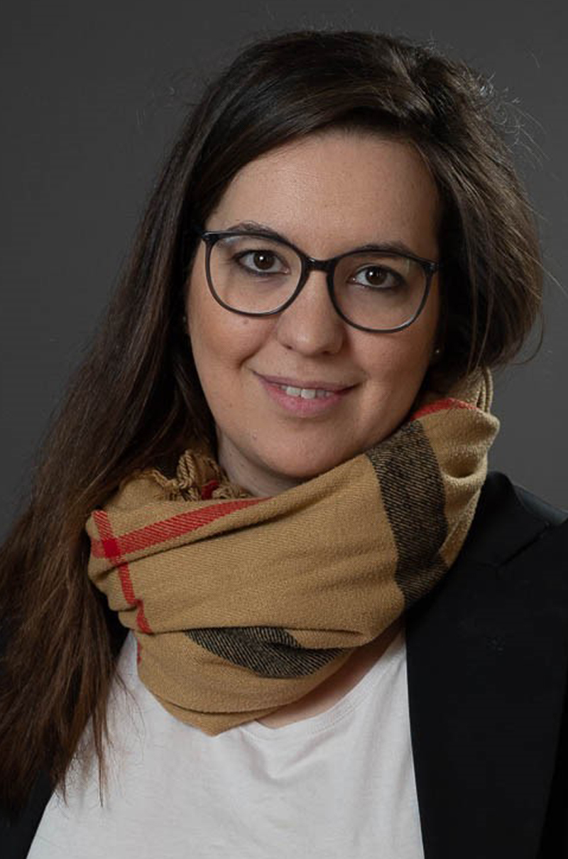 Portrait Claudia Bienert