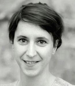 Portrait von Maja Sticker