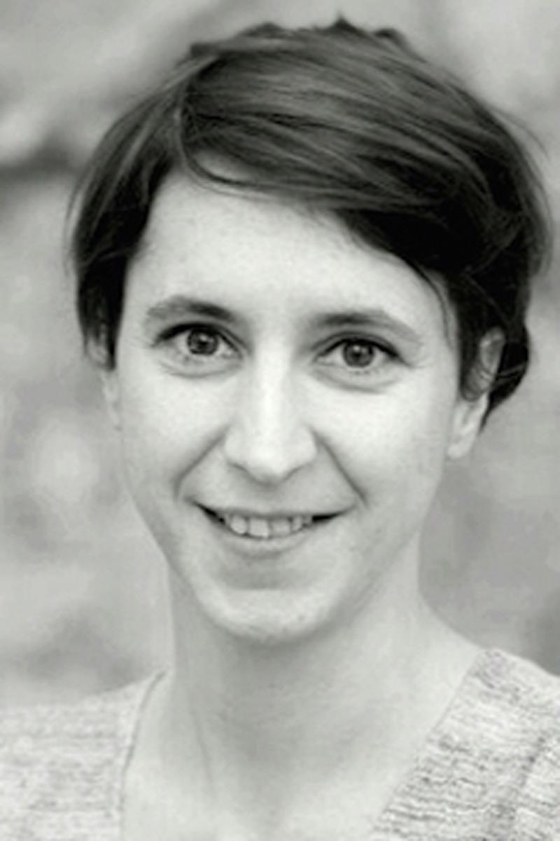 Portrait Maja Sticker
