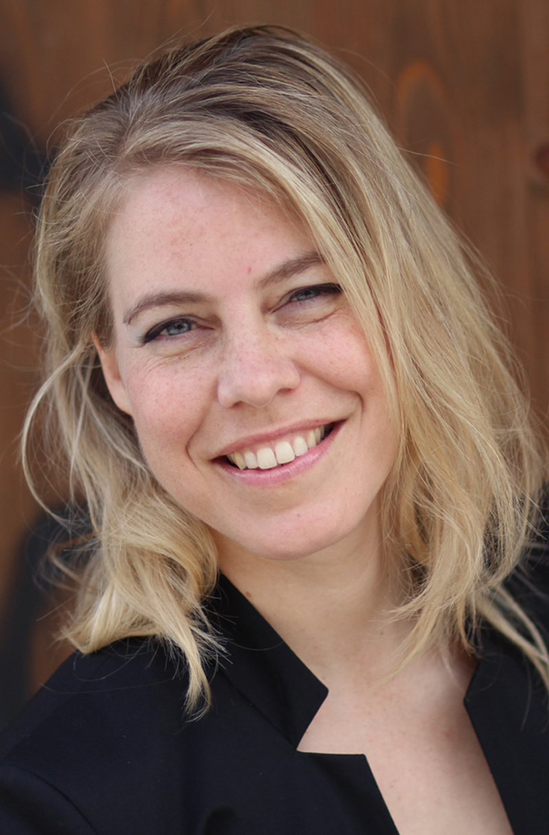 Portrait Elisabeth Krön