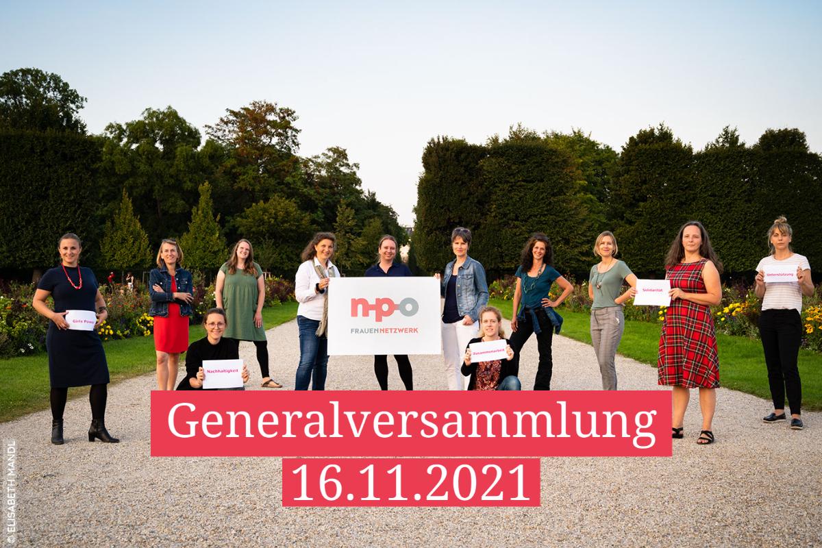 Generalversammlung 16.11.2021