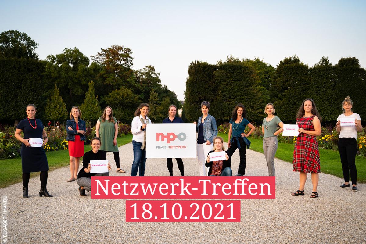 Netzwerktreffen Oktober 2021