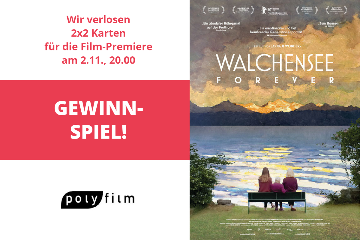Gewinnspiel Walchensee forever